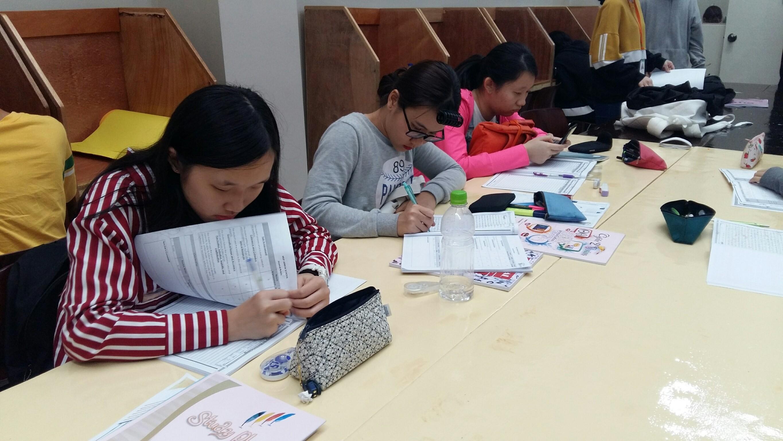 菲律賓密集英語多益模擬測驗