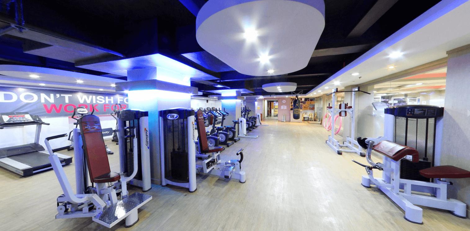 CPILS健身房
