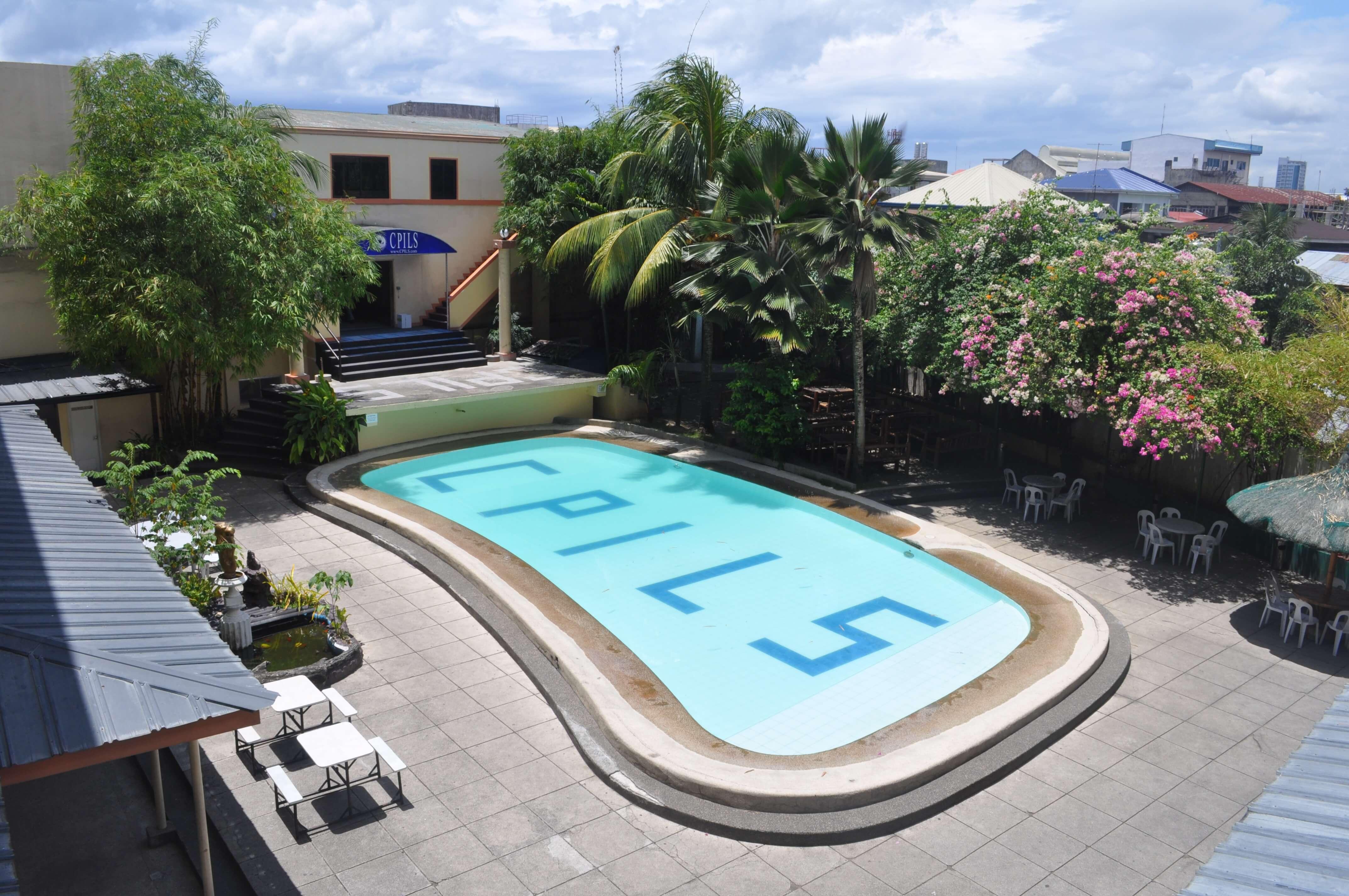 CPILS泳池