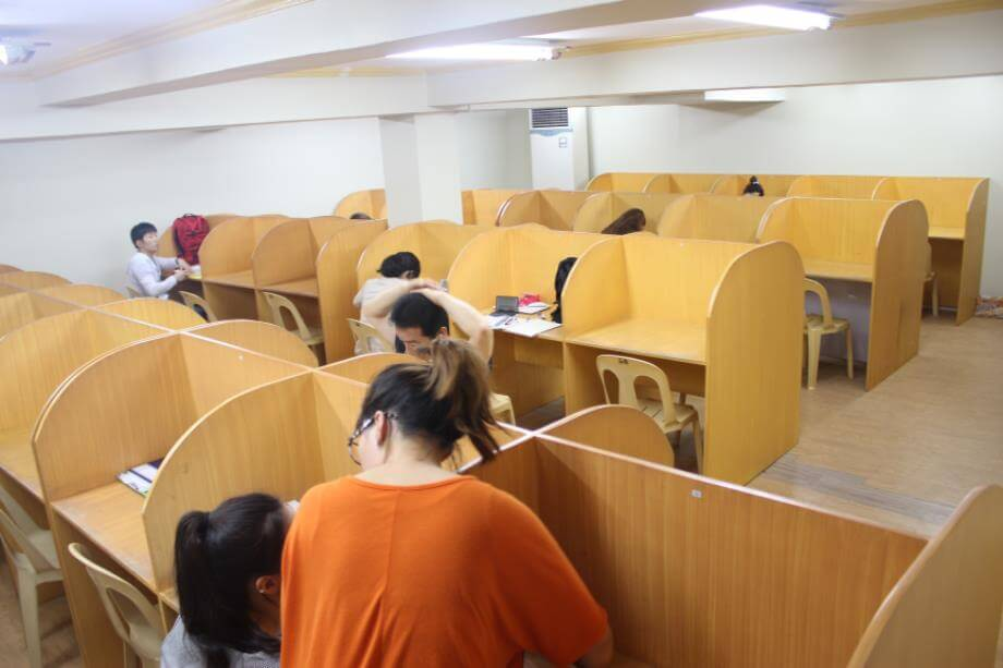 CPILS自習室