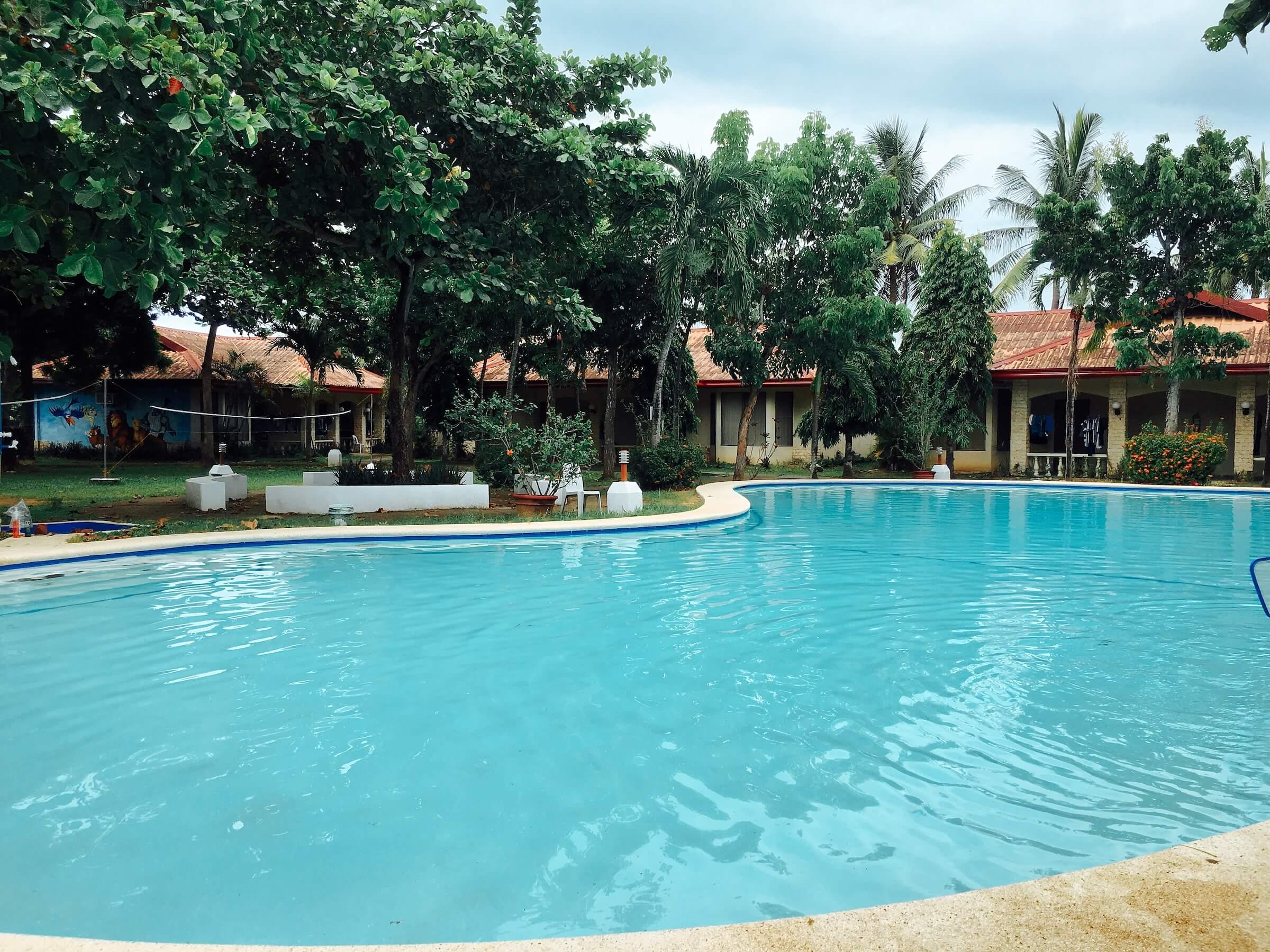 ELSA泳池