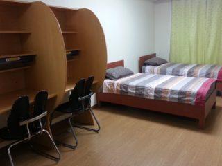 Aelc學校-雙人房