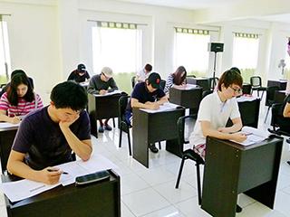 Aelc學校-團體教室