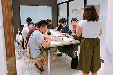 EV學校-團體教室