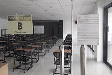 EV學校-自修室
