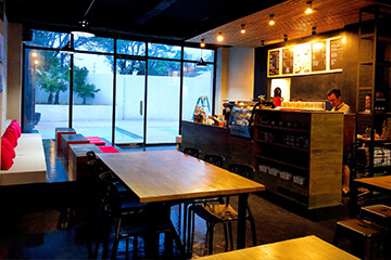 EV學校-咖啡廳