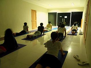 EV學校-瑜珈教室