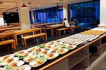 EV學校-學校餐廳
