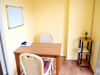 Genius學校-一對一教室