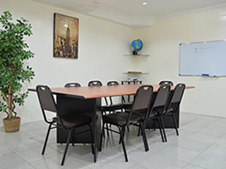Genius學校-團體教室