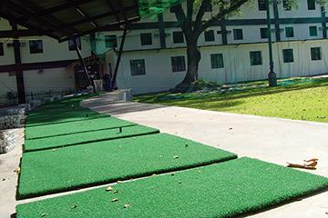 HELP學校-Clark校區-高爾夫球場