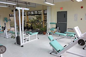 HELP語言學校Longlong的健身房