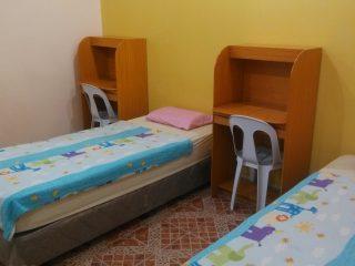 MDL學校-雙人房