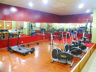 MDL學校-健身房