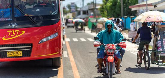 菲律賓交通方法