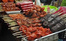 菲律賓美食-菲律賓BBQ烤肉