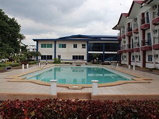 Philinter學校-游泳池