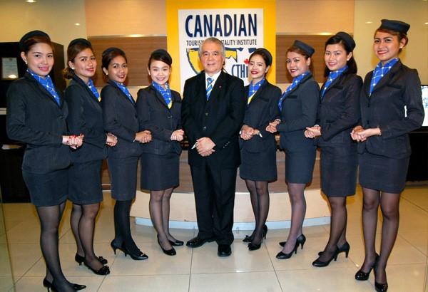 空姐訓練課程-空姐英文