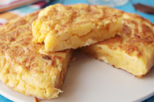 留學-西班牙厚煎蛋餅