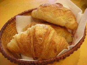 學英文-可頌麵包