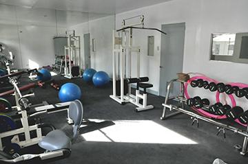 C2語言學校-健身房