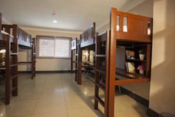CPI語言學校-四人房
