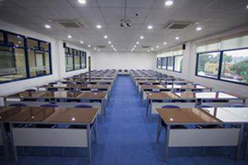 CPI語言學校-寬敞的教室