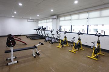 CPI語言學校-健身房