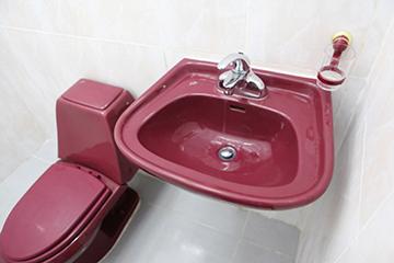 HELP語言學校-宿舍浴室-Clark校區