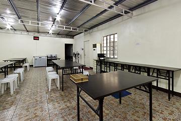 HELP語言學校-學生餐廳-Clark校區