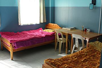 雙人房-HELP語言學校-LongLong校區
