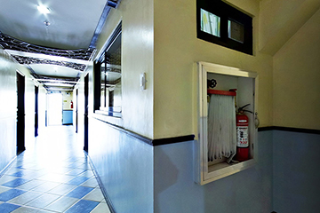 HELP語言學校-Martin校區-宿舍走廊