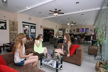 SME語言學校-Capital-福利社用餐區