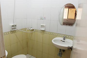 SME語言學校-Classic-Campus-宿舍浴室