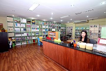 SME語言學校-Classic-Campus-圖書館