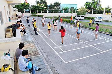 SME語言學校-Classic-Campus-排球場