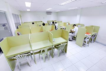 SME語言學校-Sparta校區-自習室