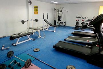 SME語言學校-Sparta校區-健身房