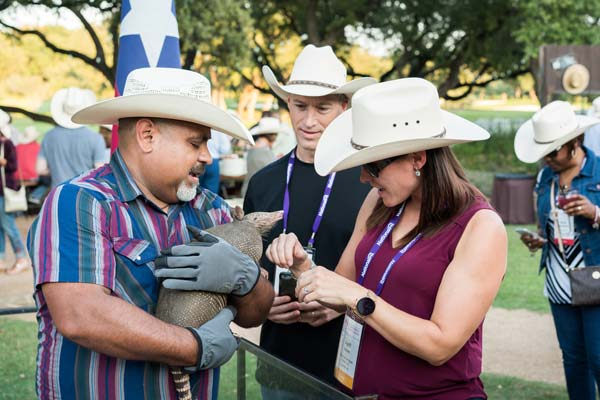 armadillo races for event planners