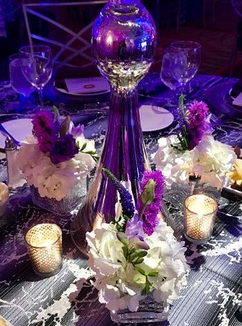 Austin event centerpiece florist