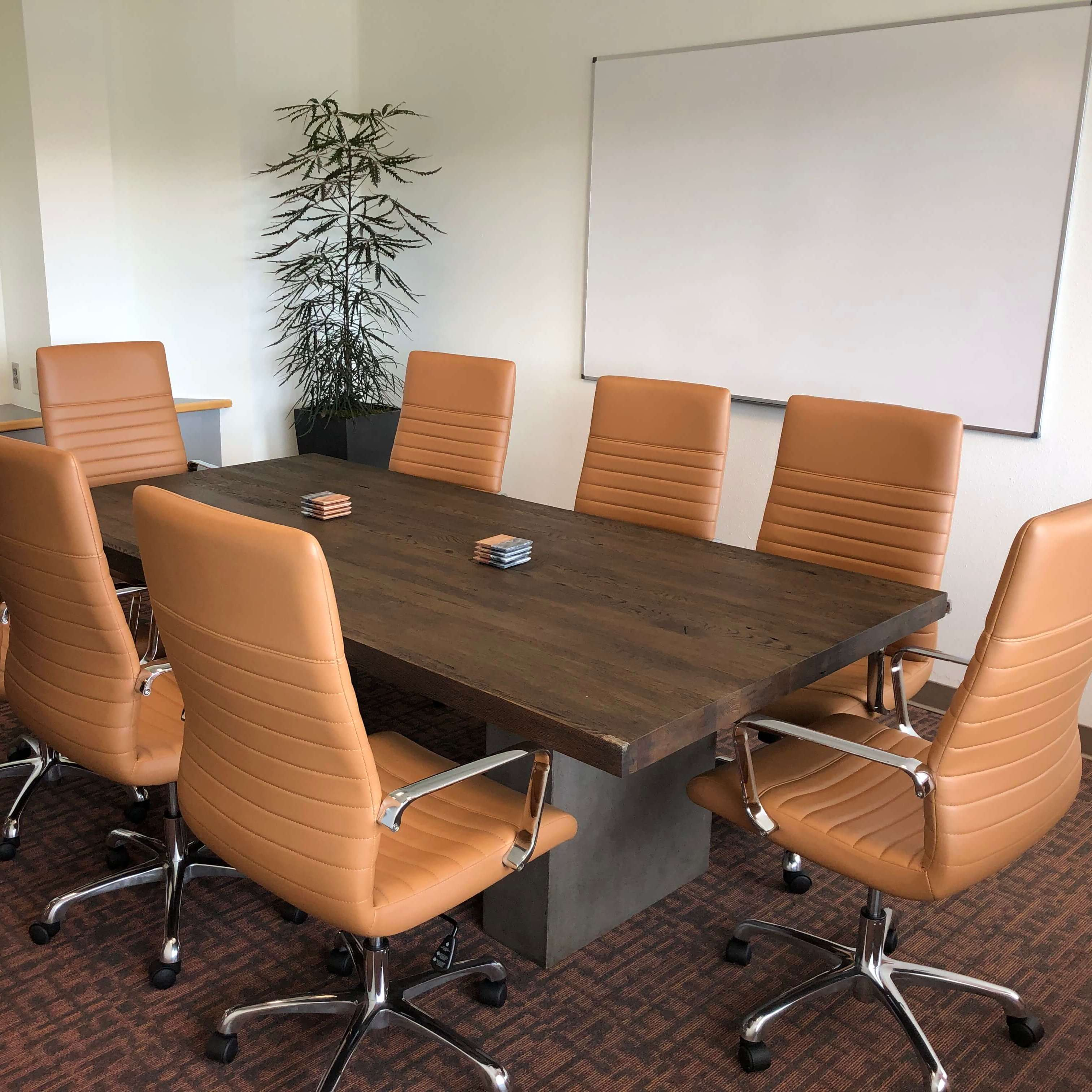 AST Financial Office in Menlo Park - Boardroom