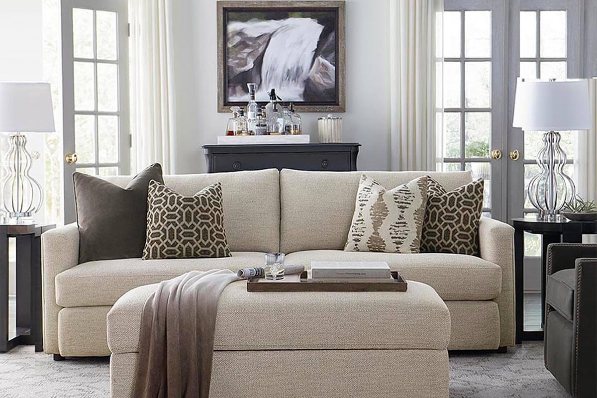 Minimalist Comfort Living Room
