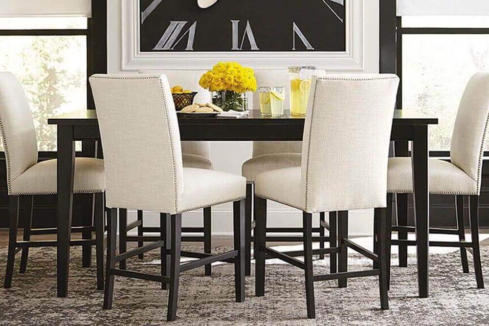 Bucky Contemporary Comfort Dining Room