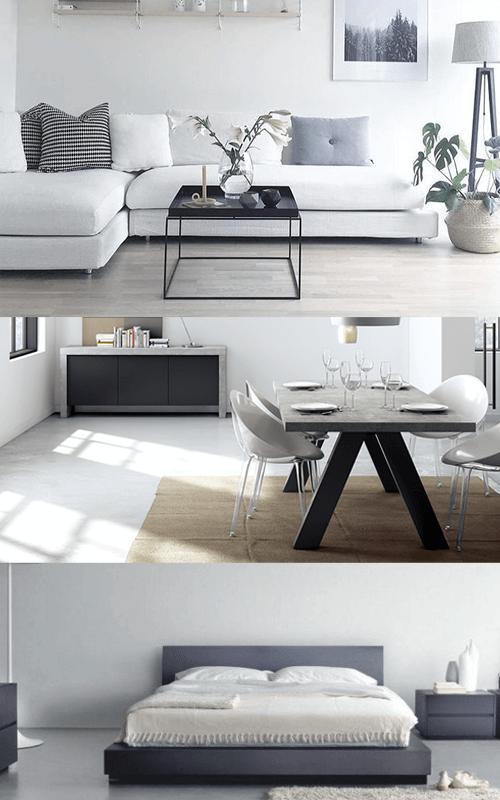 1. Simply modern