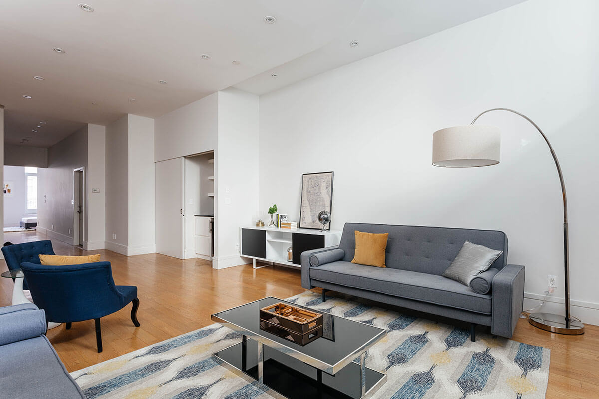 Living Room - Midtown Manhattan