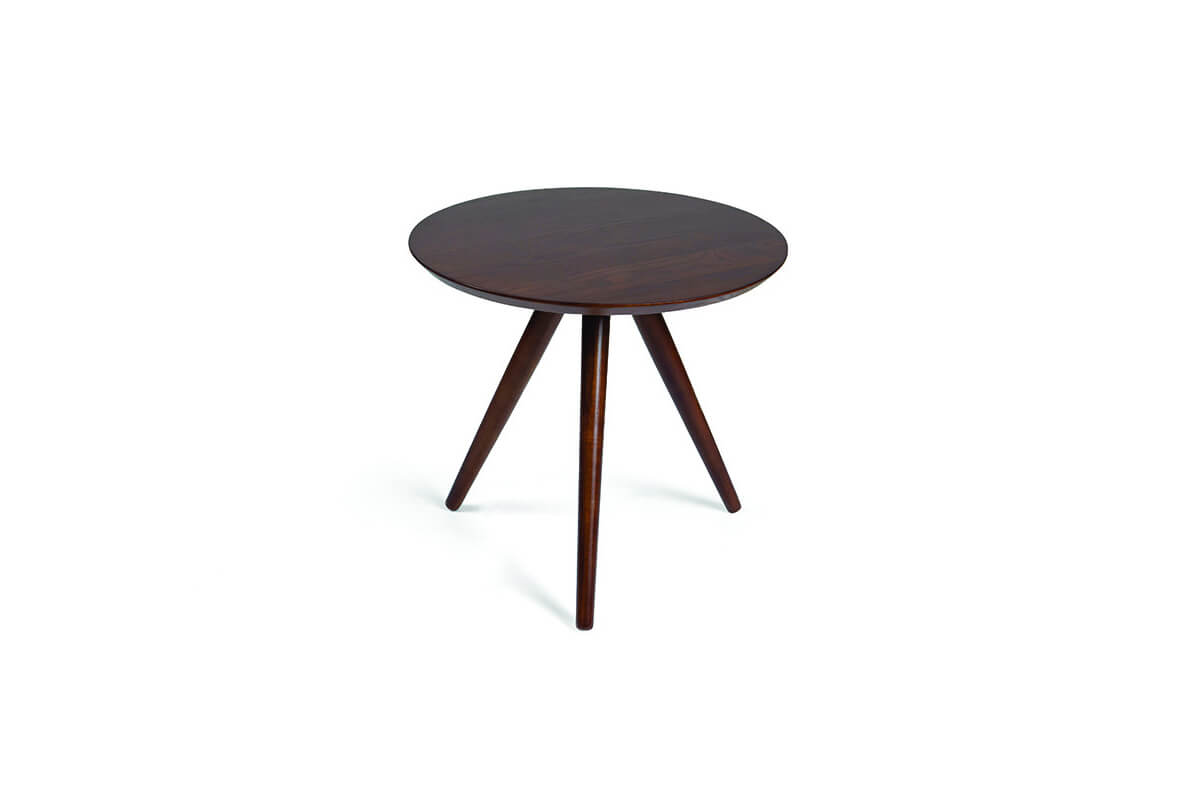 Tolly Side Table (Walnut)