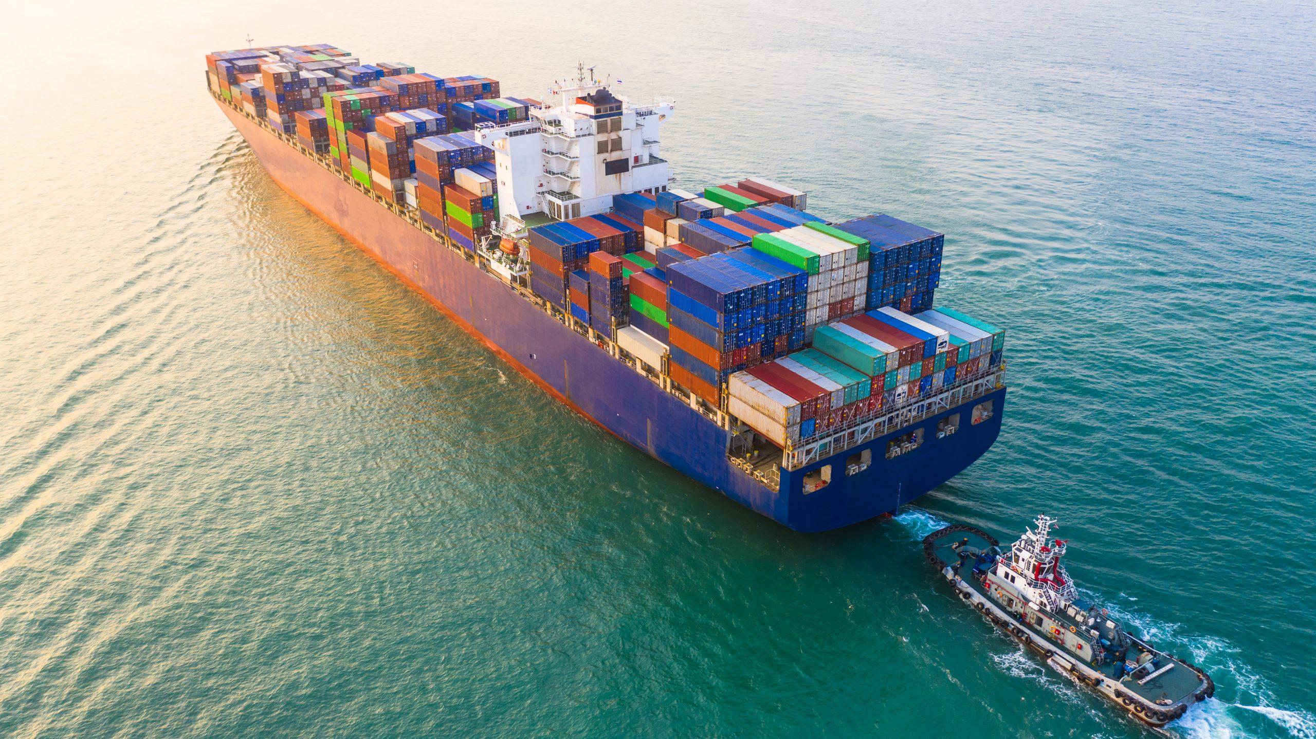 Peak shipping season
