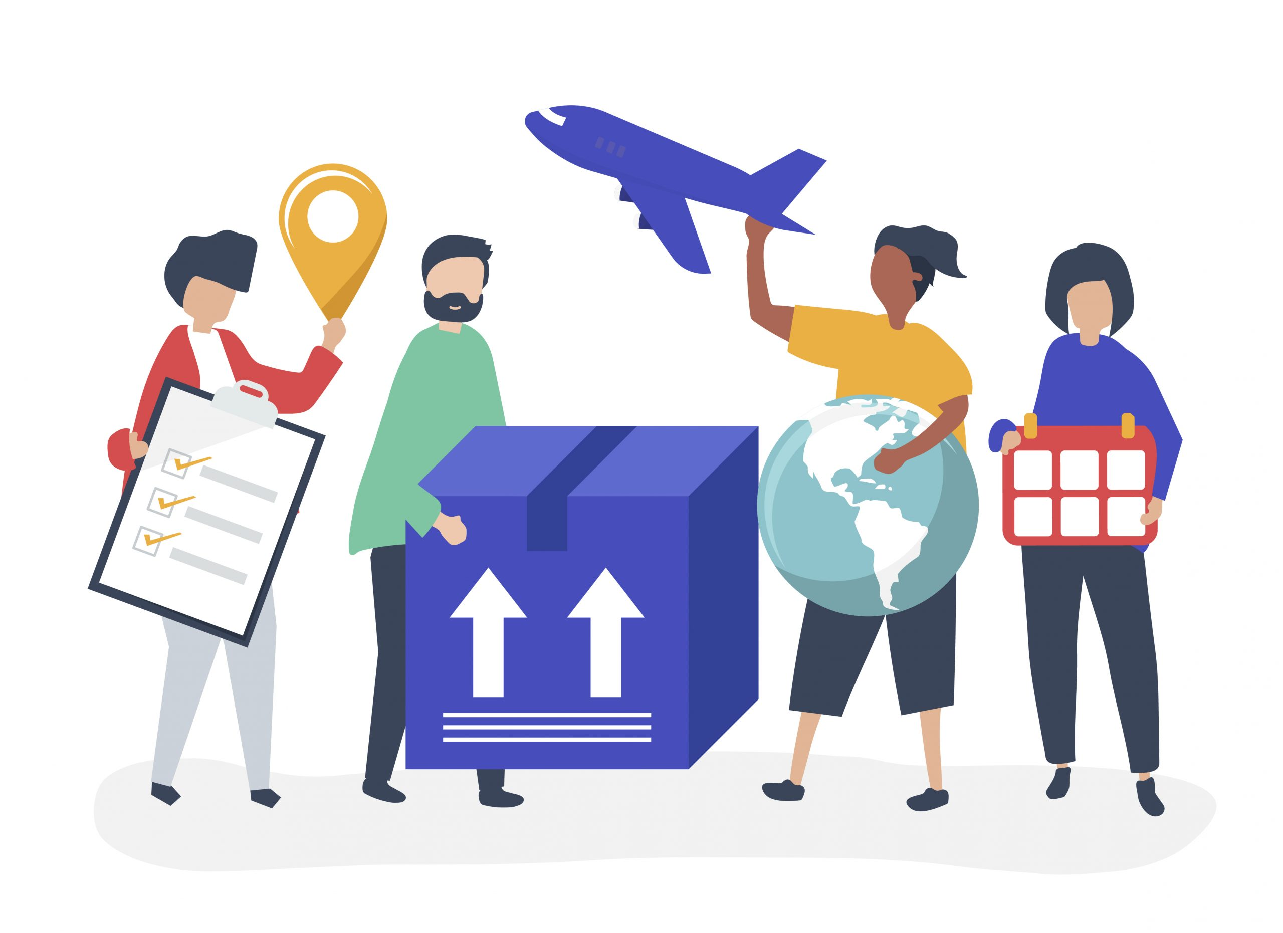 How to sell freight forwarding services