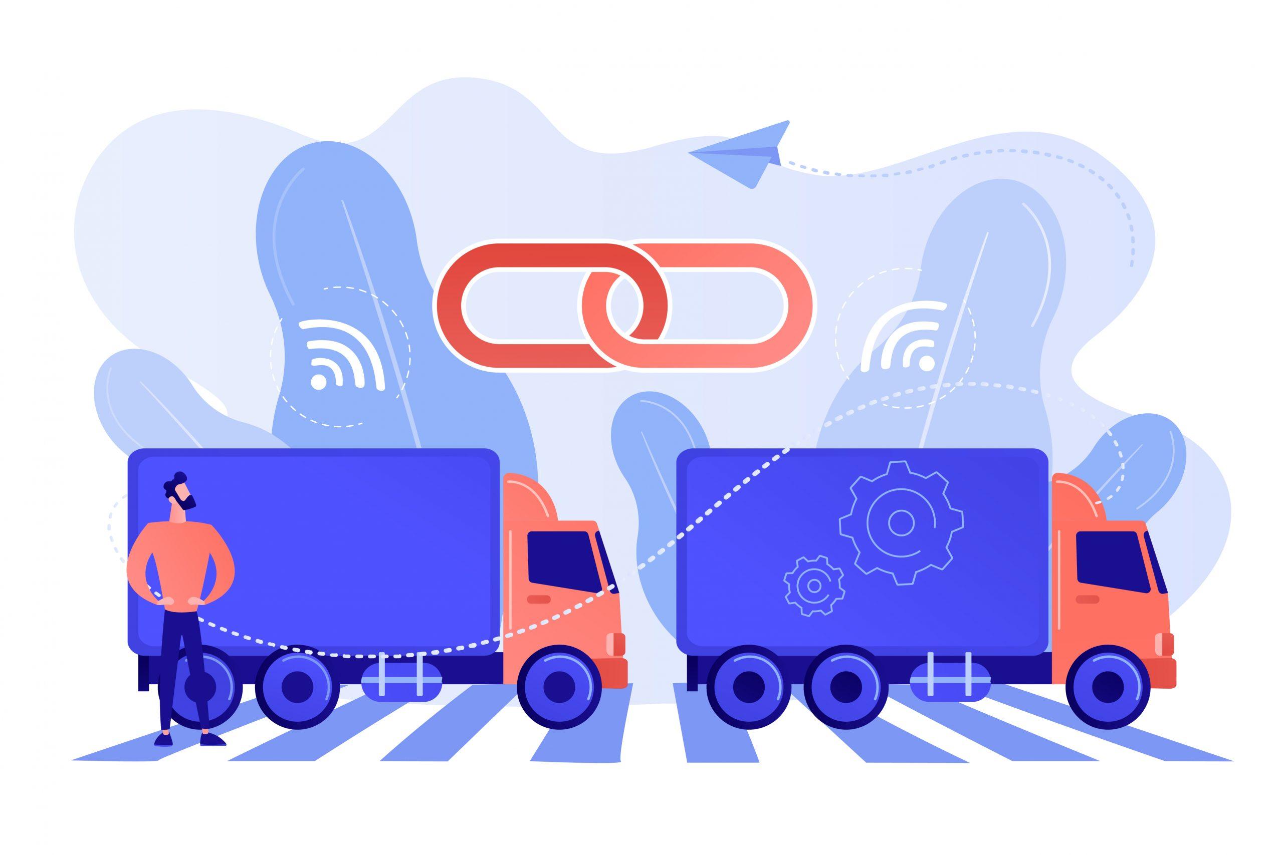 Logistic Truck
