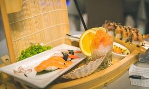 Menu 60 pezzi al Zora Sushi Restaurant (sconto fino a 63%)